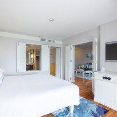 Отель Sheraton Samui Resort 5* Стандартный номер с различными типами кроватей фото 4