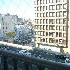 Отель Arca Torre Roppongi Япония, Токио - отзывы, цены и фото номеров - забронировать отель Arca Torre Roppongi онлайн балкон