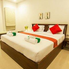 Отель The Green Beach Resort 3* Номер Делюкс с различными типами кроватей