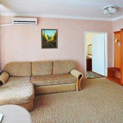 Гостиница Пансионат Золотая линия 3* Полулюкс с различными типами кроватей фото 11