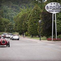 Отель Apollo Hotel Terme Италия, Региональный парк Colli Euganei - отзывы, цены и фото номеров - забронировать отель Apollo Hotel Terme онлайн парковка