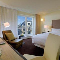 Отель The Westin Grand, Berlin 5* Стандартный номер разные типы кроватей фото 2