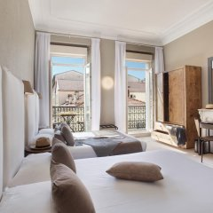 Hotel La Villa Tosca 3* Стандартный номер с различными типами кроватей фото 4