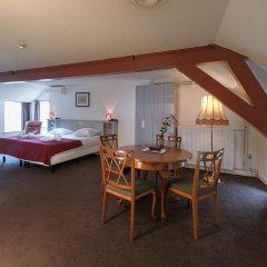 Hotel De Gaaper 3* Номер Делюкс с различными типами кроватей фото 3