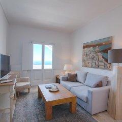 Отель Aqua Luxury Suites Люкс с различными типами кроватей фото 8