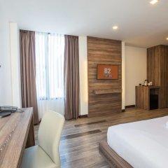 B2 Bangna Premier Hotel 3* Улучшенный номер с различными типами кроватей фото 6