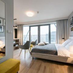 Отель EXCLUSIVE Aparthotel Улучшенные апартаменты с 2 отдельными кроватями фото 20