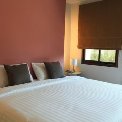 Отель The One Residence 3* Улучшенный номер с различными типами кроватей
