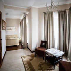 Гостиница Гнездо Голубки Полулюкс с различными типами кроватей фото 4