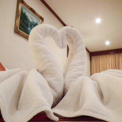 Отель Andaman Seaside Resort 3* Семейный номер Делюкс с двуспальной кроватью фото 3