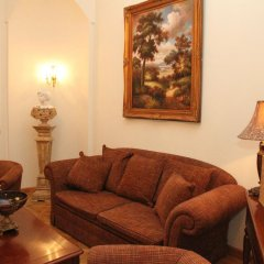 St. George Residence All Suite Hotel Deluxe комната для гостей фото 3