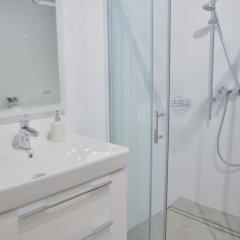 Отель Bajkowy Gdańsk Польша, Гданьск - отзывы, цены и фото номеров - забронировать отель Bajkowy Gdańsk онлайн ванная