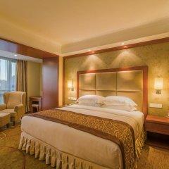 AVIC Hotel Beijing 4* Улучшенный люкс с различными типами кроватей