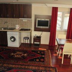 istanbul Queen Apart Hotel 3* Стандартный семейный номер с двуспальной кроватью фото 5