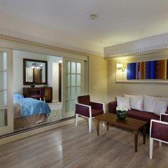 Euphoria Hotel Tekirova 5* Люкс повышенной комфортности с различными типами кроватей фото 2