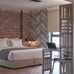 Отель 18 Micon Street 4* Люкс с различными типами кроватей фото 7
