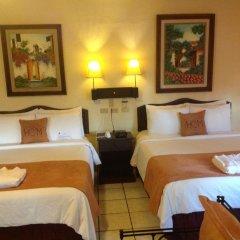 Hotel Camino Maya 3* Стандартный номер с различными типами кроватей