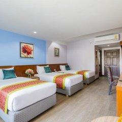 Отель The Win Pattaya 4* Стандартный номер с различными типами кроватей фото 4