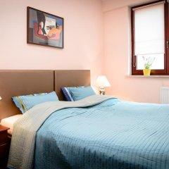 Отель LeoApart Апартаменты с различными типами кроватей фото 32