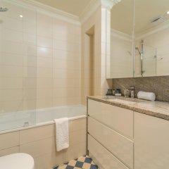 Отель Aparthotel Wooden Villa 5* Апартаменты с различными типами кроватей фото 2