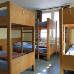 City Backpacker / Hotel Biber Кровать в общем номере фото 2