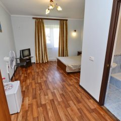 Гостиница Анапский бриз Номер Эконом с 2 отдельными кроватями фото 4