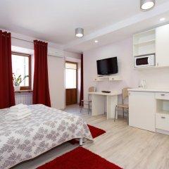 Бассейная Апарт Отель Стандартный номер с двуспальной кроватью фото 25