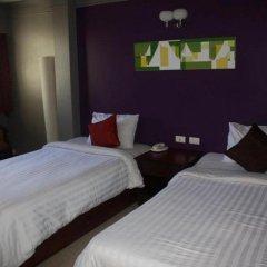 Отель Top Inn Sukhumvit Стандартный номер фото 5