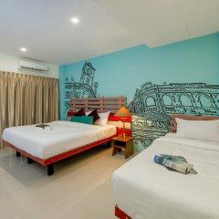 Отель The Pho Thong Phuket 3* Номер Делюкс разные типы кроватей фото 3