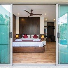 Отель Shanti Estate By Tropiclook Пхукет комната для гостей фото 3
