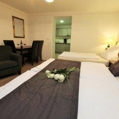 Отель Necton Prague Castle Apartments Чехия, Прага - отзывы, цены и фото номеров - забронировать отель Necton Prague Castle Apartments онлайн комната для гостей фото 2