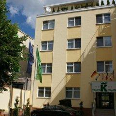 Hotel Kubrat an der Spree 3* Стандартный номер разные типы кроватей