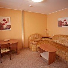 Мини-отель Малахит 2000 2* Люкс с разными типами кроватей фото 3