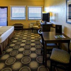 Отель Best Western Oceanfront - New Smyrna Beach 3* Стандартный номер с различными типами кроватей фото 2