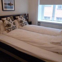 Отель Castle House Inn 2* Стандартный номер с двуспальной кроватью (общая ванная комната) фото 2
