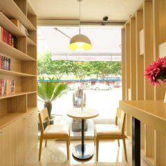 Отель Hanting Hotel Beijing Xidan Shopping Mall Branch Китай, Пекин - отзывы, цены и фото номеров - забронировать отель Hanting Hotel Beijing Xidan Shopping Mall Branch онлайн развлечения