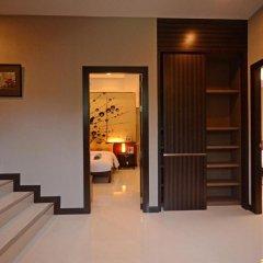 Отель AQUA Villas Rawai 4* Стандартный номер с разными типами кроватей фото 47