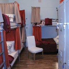 Seasons Хостел Кровати в общем номере с двухъярусными кроватями фото 5