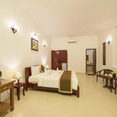 Отель Luna Villa Homestay 3* Стандартный номер с двуспальной кроватью фото 7