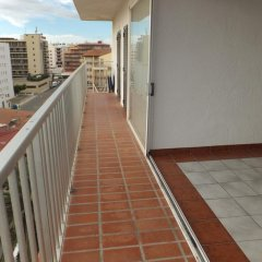 Отель J&v Sol I Mar 17 Курорт Росес балкон