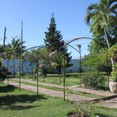 Отель Relais Villa Margarita спортивное сооружение