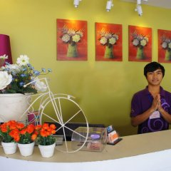 Отель Sawasdee Welcome Inn Таиланд, Бангкок - 3 отзыва об отеле, цены и фото номеров - забронировать отель Sawasdee Welcome Inn онлайн интерьер отеля фото 3