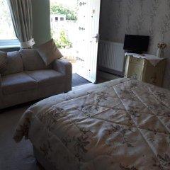 Отель Fifth Milestone Cottage - B&B 4* Стандартный номер с различными типами кроватей фото 2