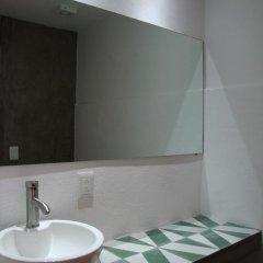 Отель Hospedarte Suites Номер с общей ванной комнатой с различными типами кроватей (общая ванная комната) фото 8