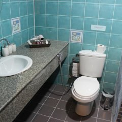 Samui Green Hotel 3* Стандартный номер с различными типами кроватей фото 3