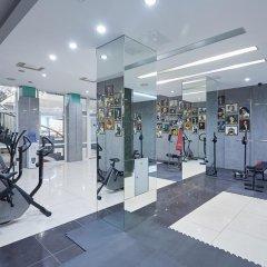 Гостиница Мартон Палас фитнесс-зал фото 2