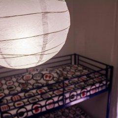 Хостел Nicely Кровать в общем номере с двухъярусной кроватью фото 12