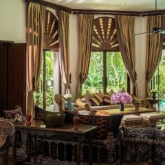 Отель Four Seasons Resort Chiang Mai 5* Стандартный семейный номер с 2 отдельными кроватями фото 9