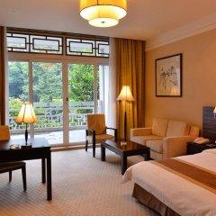 Guangdong Yingbin Hotel 4* Представительский номер с различными типами кроватей фото 2