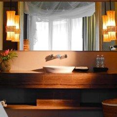Отель Twin Lotus Koh Lanta 4* Вилла с различными типами кроватей фото 5